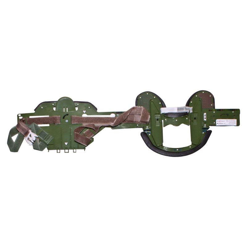 Шийна яка - NeXsplint Plus - военно зелена
