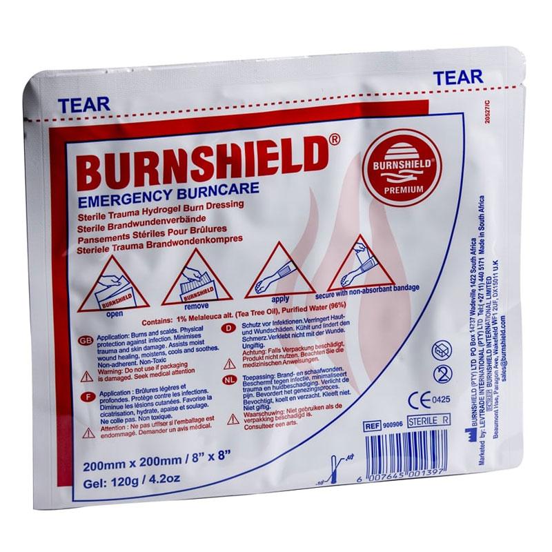Burnshield Dressing 20 x 20