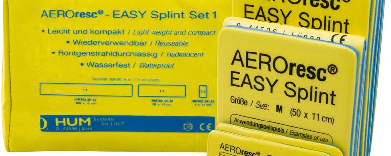 Easy Splint Set1
