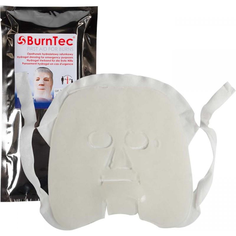 Превръзка за изгаряния на лице- Burntec Hydrogel 25 x 25
