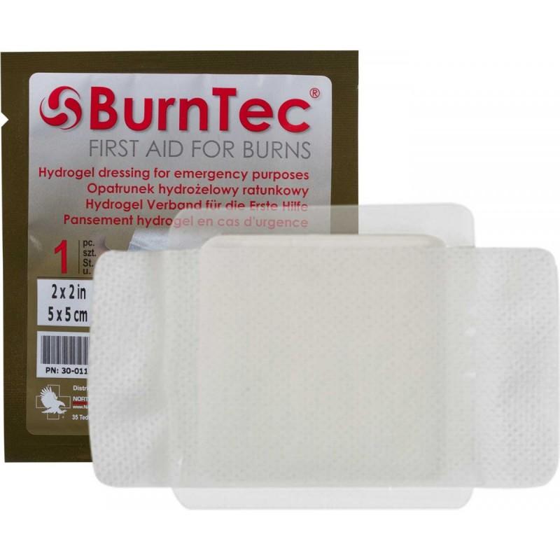 Превръзка за изгаряния - Burntec Hydrogel 5 x 5